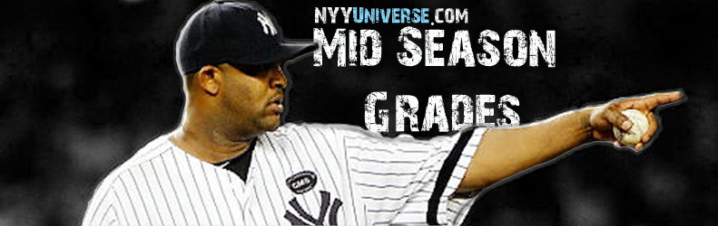 Yankees Mid Season Grades