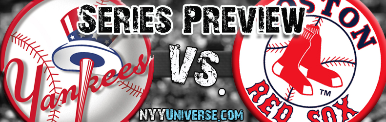 Series Preview: Yankees vs Red Sox