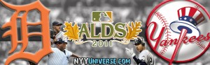 ALDS Preview