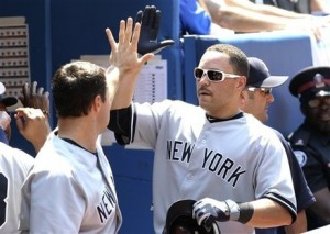 Russell Martin brought leadership to the Yankees in his first season with the team.
