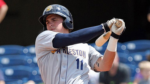 Tyler Austin's breakout season has earned him a ticket to Tampa.