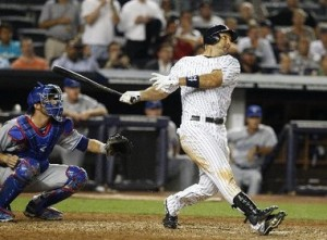 Raul Ibanez has provided a clutch bat for his new team all season long