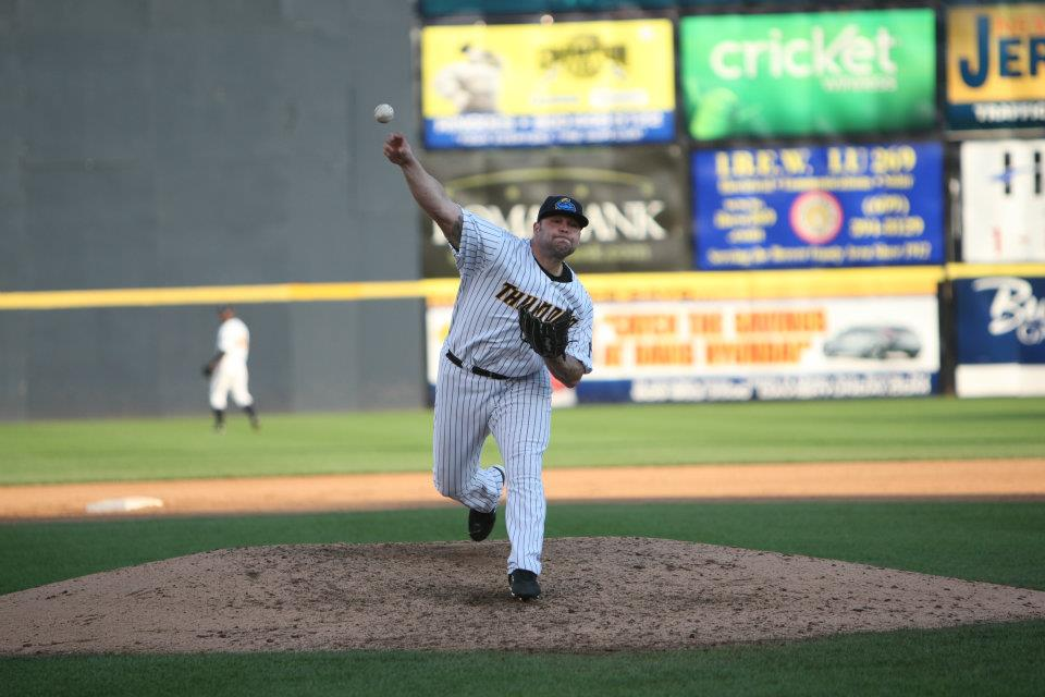 Jobamania came to New Jersey in dominant form on Sunday (Photo Credit: Trenton Thunder)