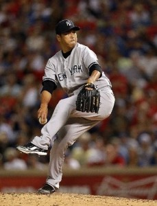 After a bumpy start, Kuroda has been one of the Yankees best starting pitchers in 2012.