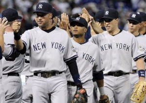The Yankees enjoyed a great first half of the regular season. But with second half on deck, they'll look to maintain this success all the way through to the World Series.
