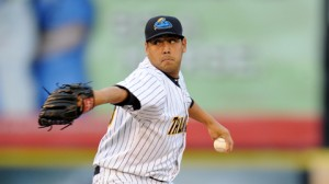 Vidal Nuno had another superb outing for Trenton (Photo Credit: Trenton Thunder)