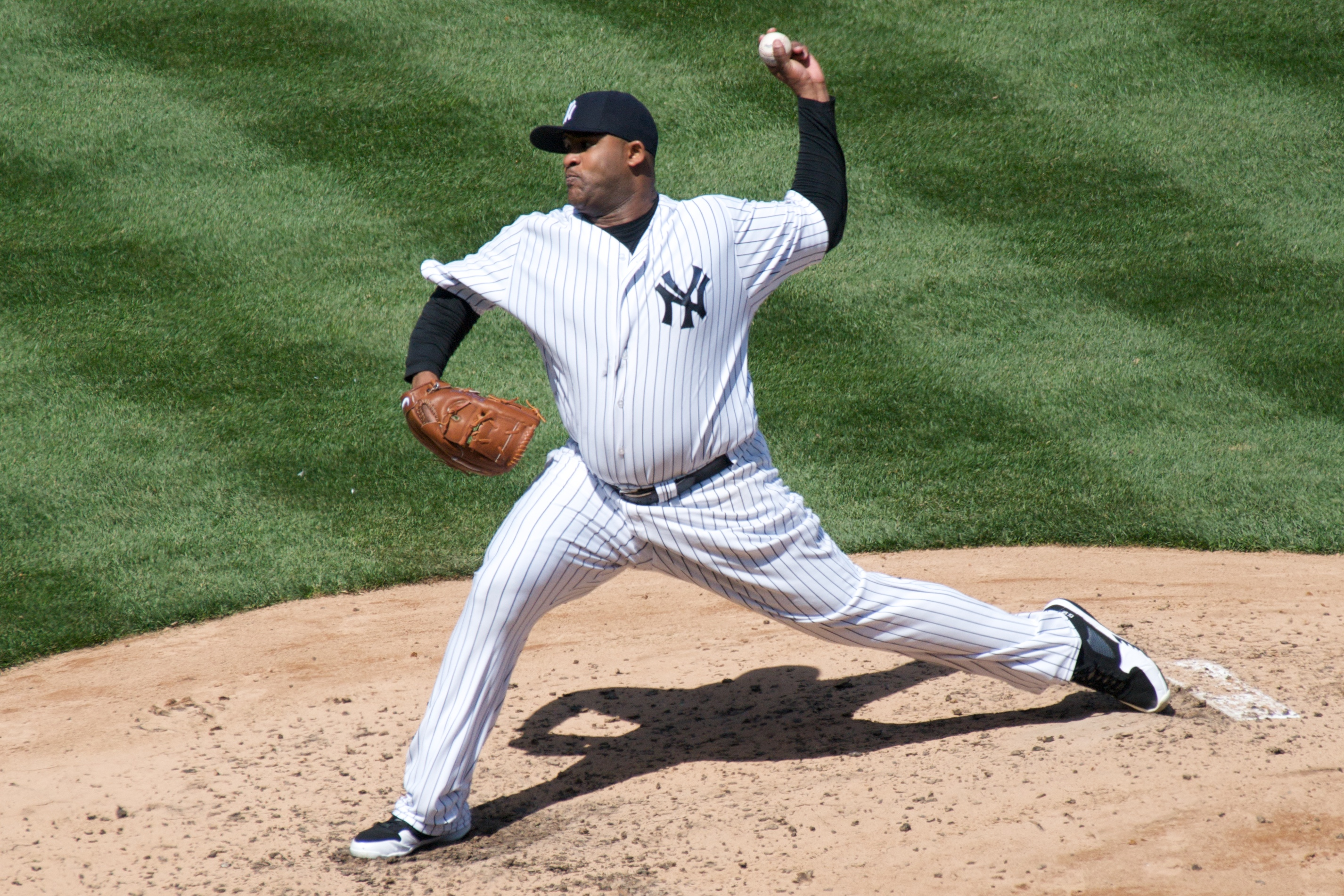 C.C. Sabathia will shoot for another solid start since his return from the DL