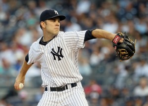 David Phelps provided four innings of one-run baseball to replace the injured Nova.