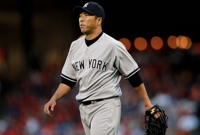 Kuroda takes the mound tonight to kick off a key series against the Orioles in the Bronx