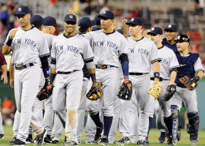 2012 Yankees
