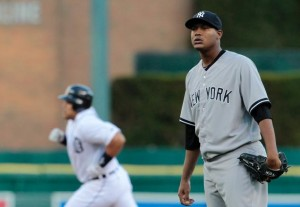 Ivan Nova has won 11 games, despite having a 4.70 ERA.