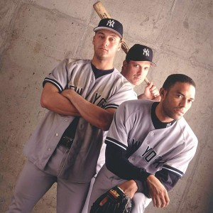 Jeter, Tino and Mo