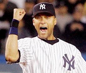 Thank You, Captain Jeter