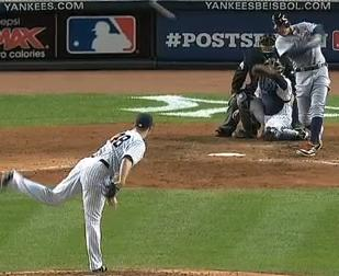 Yankees ALCS Game 2: Kuroda takes a tough L