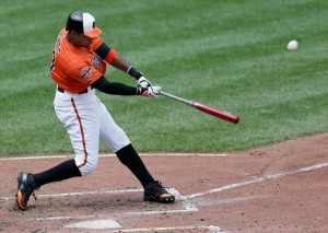 Jones will look to continue 'Oriole Magic' against the Yankees in the ALDS