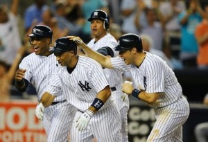 The Yankees control their own destiny going into the final game of the season, and just one more victory can send them off celebrating another division title
