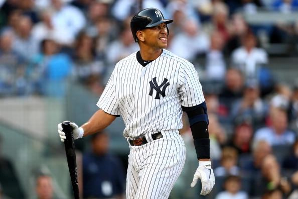 Alex Rodriguez now full-time DH says Cashman