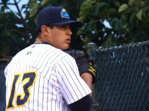 Manny Banuelos is headed to the operating room for Tommy John surgery (Photo Credit: Mike Ashmore)