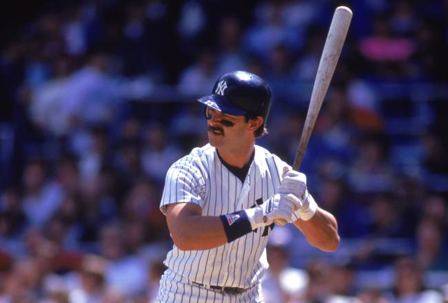 Six Former Yankees on Baseball Hall of Fame Ballot