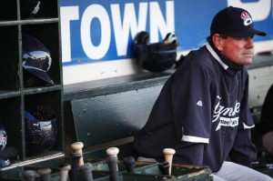 Dave Miley earned Baseball America's award for Manager of the Year. (Photo Credit: MiLB.com)