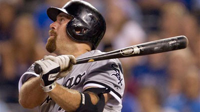 Youkilis will man third base in pinstripes.