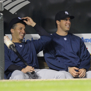 Andy Pettitte, Mark Teixeira