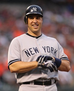 Mark Teixeira says he is &quot;overpaid.&quot;