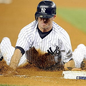 Brett Gardner was sorely missed in 2012.