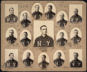 The 1903 Highlanders (Photo courtesy of Flickr)