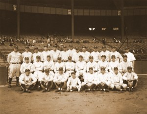 The 1927 Yankees (Photo courtesy of Baseball-Fever.com)