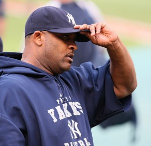 CC looking for his 4th win of the season.