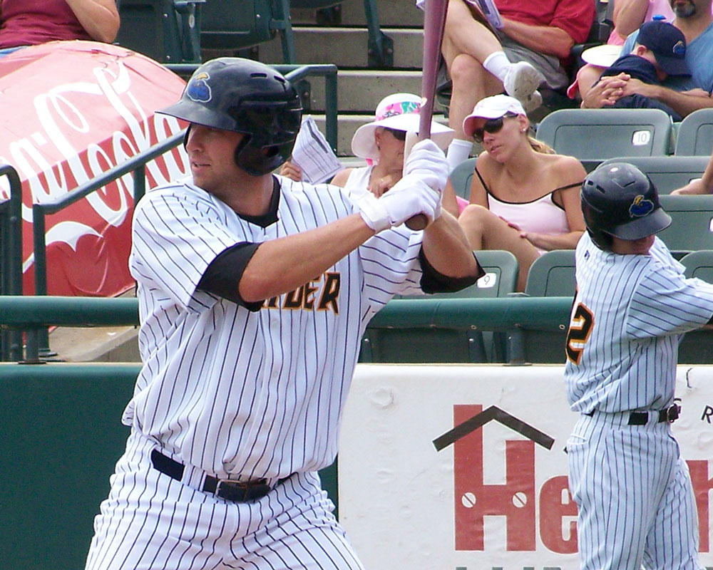 Neil Medchill led Trenton's offense on Thursday with a home run and 4 RBIs (RandomBaseballStuff.com)