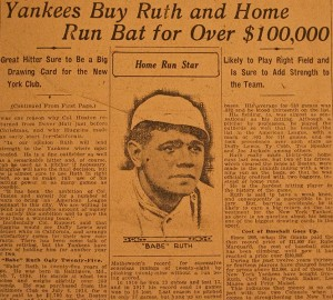 Headlines on Jan. 6, 1920 say it all