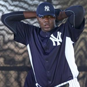Michael Pineda made his first rehab start earlier today (Photo courtesy of NY Post).