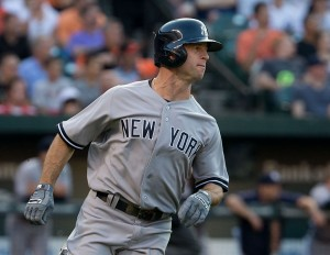 Brett Gardner has raised his batting average nearly 30 points in the last 17 games.