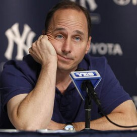 Brian Cashman might be selling at the trade deadline for the first time as Yankees GM.