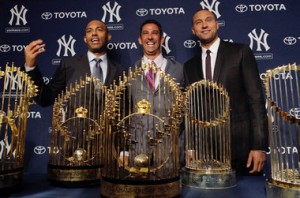 This is the core group of catalysts to the Yankees enjoyed success for more than a decade