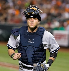 Austin_Romine_on_May_22,_2013