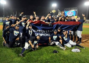 The Trenton Thunder were voted by the fans as the top team in Minor League Baseball (Photo: Trenton Thunder/Facebook.com)