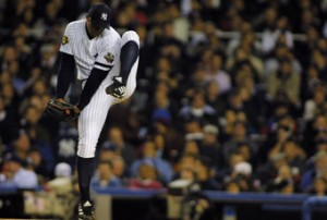 El Duque's unique leg-kick was his trademark.
