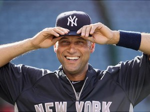Jeter's All-Star Smile