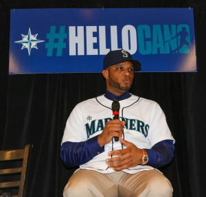 Seattle Mariners Introduce Robinson Cano