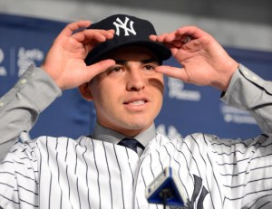 The Yankees signed Jacoby Ellsbury to a 7 year, $153 M contract this offseason.