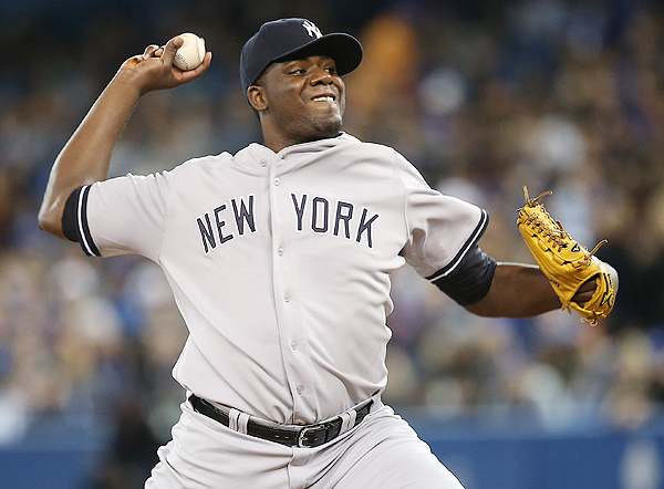 Preparing for Michael Pineda's Return