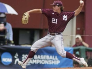 Yankees Draft Lefty Reliever Jacob Lindgren