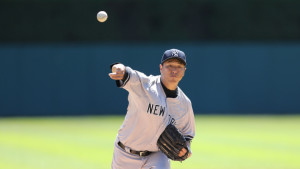 New York Yankees v Detroit Tigers