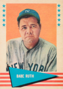 1961-Fleer-Babe-Ruth