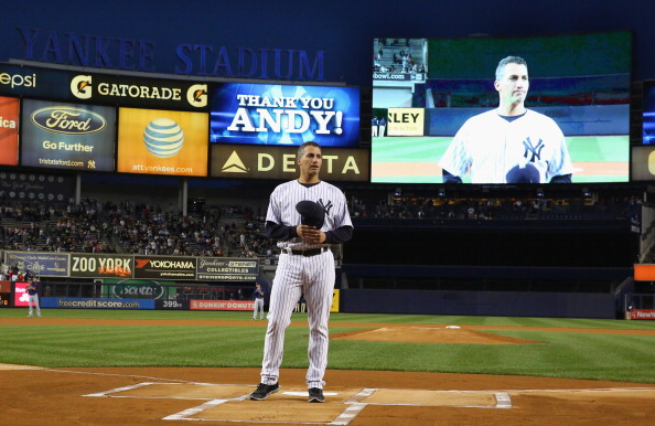 Danielle McCartan one-on-one with Andy Pettitte