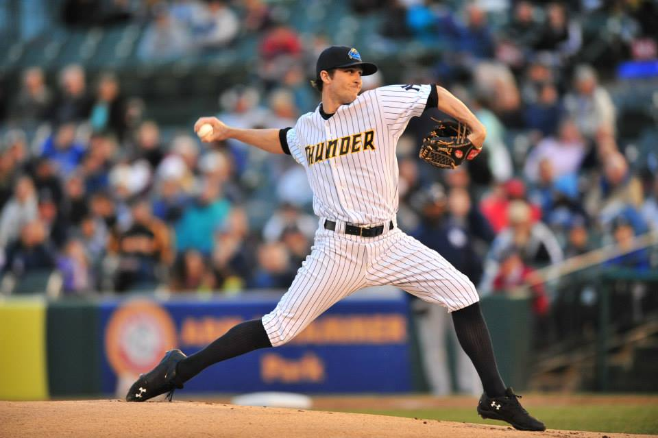 Bryan Mitchell is the best option to fill the final spot in the Yankees rotation (Photo: Trenton Thunder Media Relations)