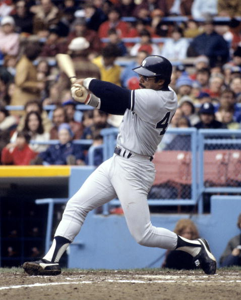 Reggie Jackson - New York Yankees - File Photos